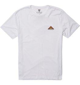 Vissla Vissla - T-shirt homme warning white