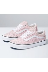 vans Vans - Soulier femme old school pink speckle/true white