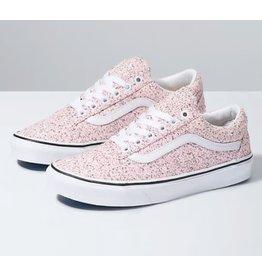 vans Vans - Soulier femme old school pink speckle/true white