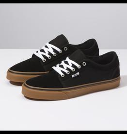 vans Vans - Soulier homme chukka low black/black/gum