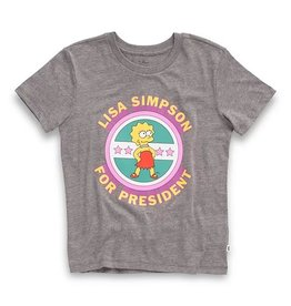vans Vans - T-shirt femme vans x the simpsons family