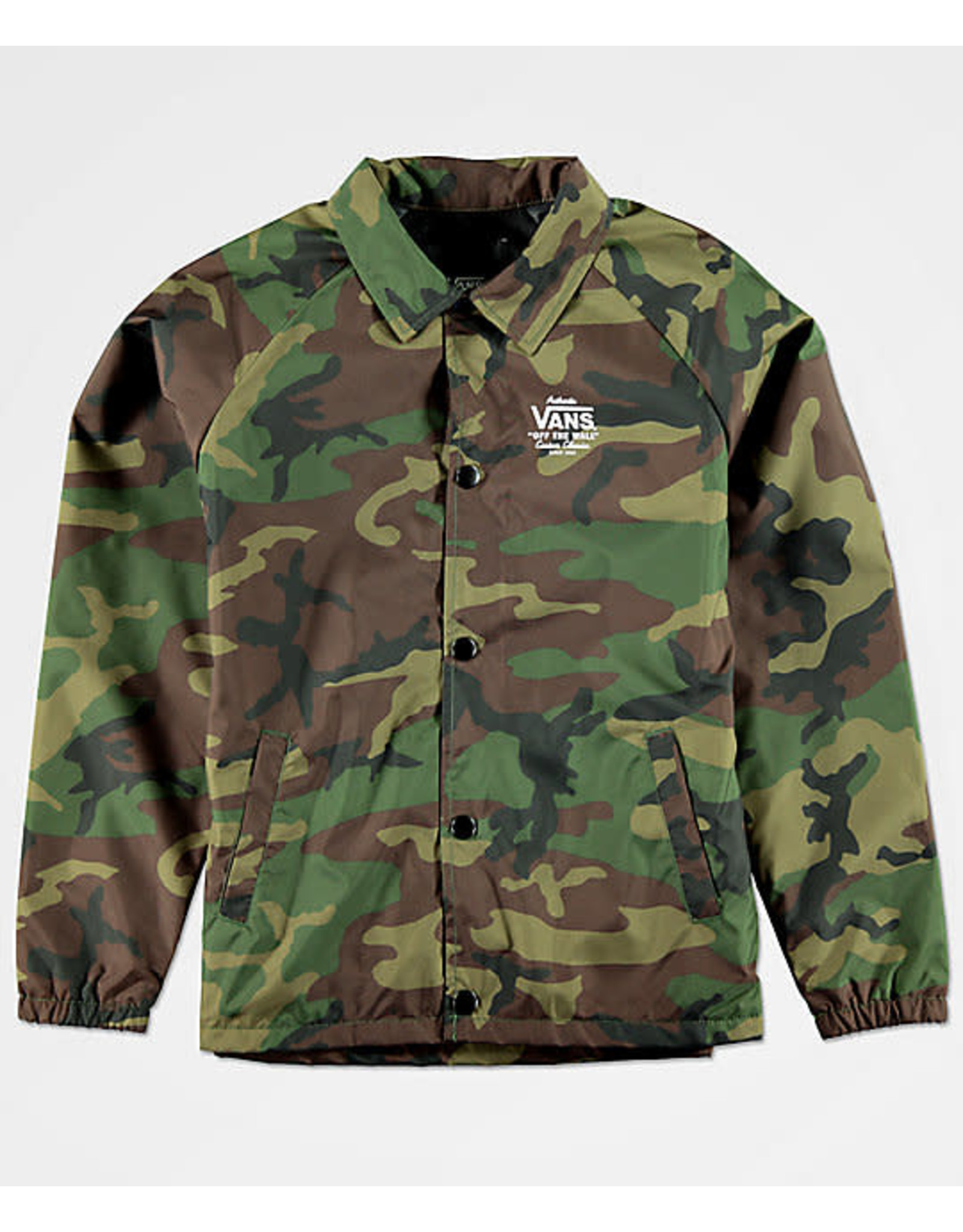 vans Vans - Imperméable junior torrey camo