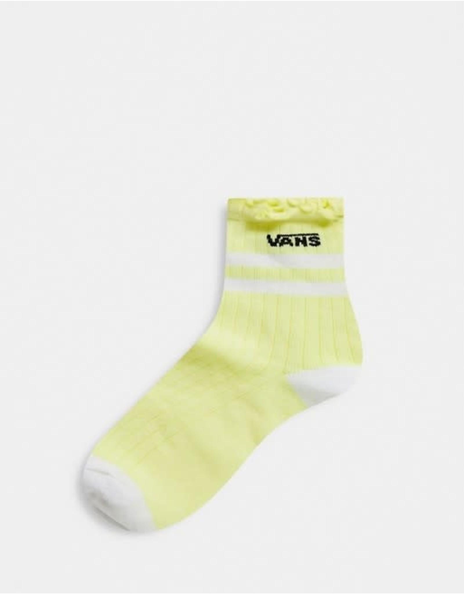 vans Vans - Bas femme ruffed yellow pear