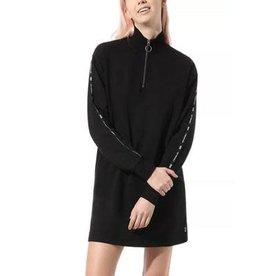 vans Vans - Robe femme chromoed mock black