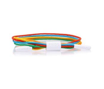 Rastaclat - Bracelet femme  equality W/Card rainbow