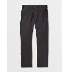 volcom Volcom - Pantalon homme frickin modern stretch charcoal