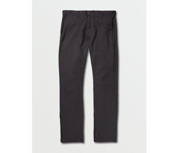 Volcom - Pantalon homme frickin modern stretch charcoal