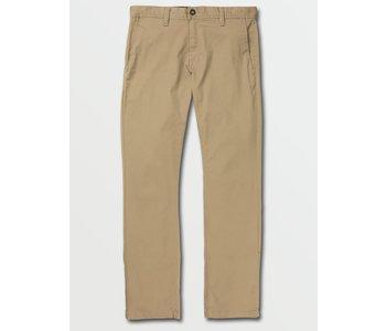 Volcom - Pantalon homme frickin modern stretch khaki