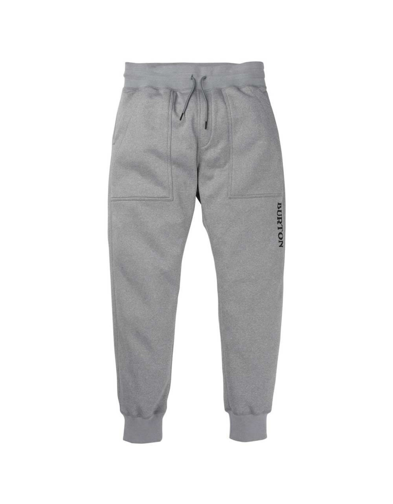 burton Burton -  Pantalon homme en molleton Oak gray heather