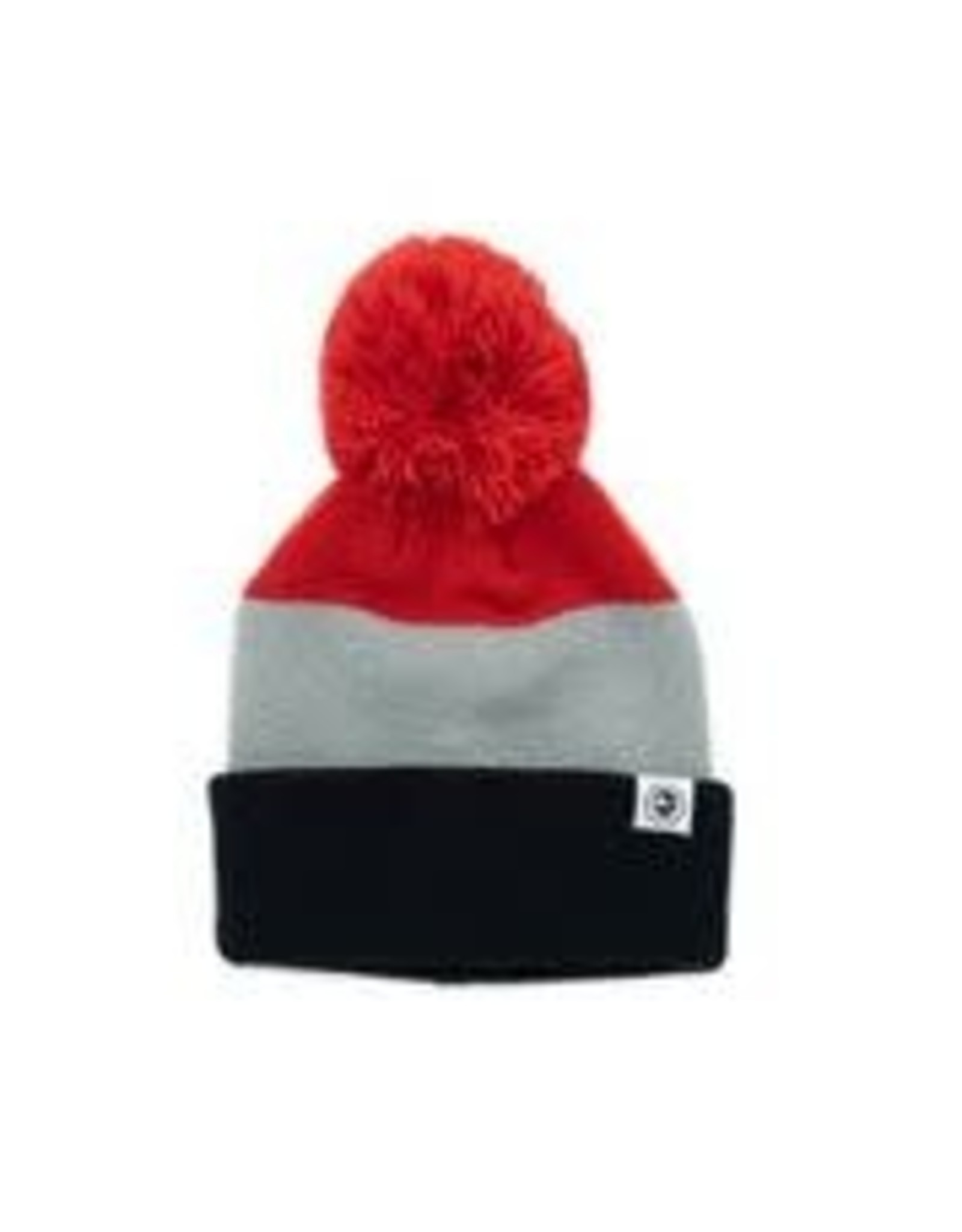 Headster Headster - Tuque  junior tricolor red