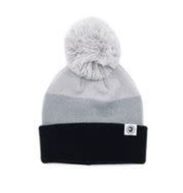 Headster Headster - Tuque junior tricolor grey