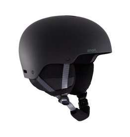 Anon Anon - Casque junior rime 3 black