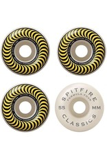 spitfire Spitfire - Roue skateboard classic 55mm yellow