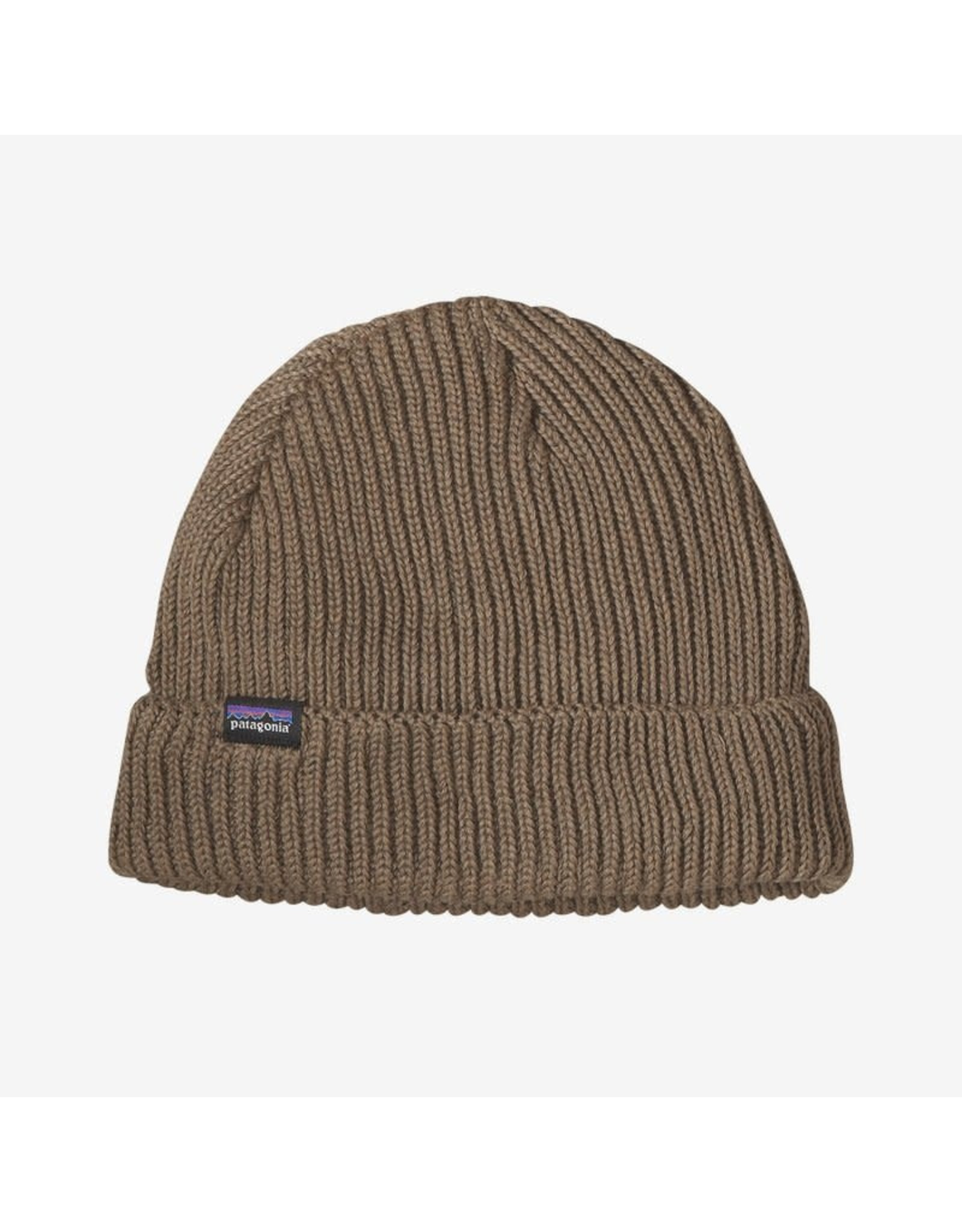 Patagonia Patagonia - Tuque homme fishermans rolled ash tan