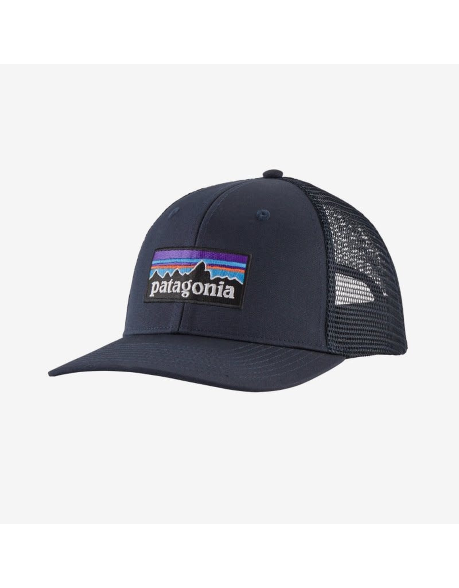 Patagonia Patagonia - Casquette homme p-6 logo lopro trucker navy blue