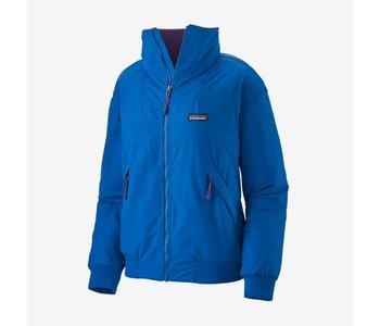 Patagonia - Manteau femme shelled synchilla alpine blue