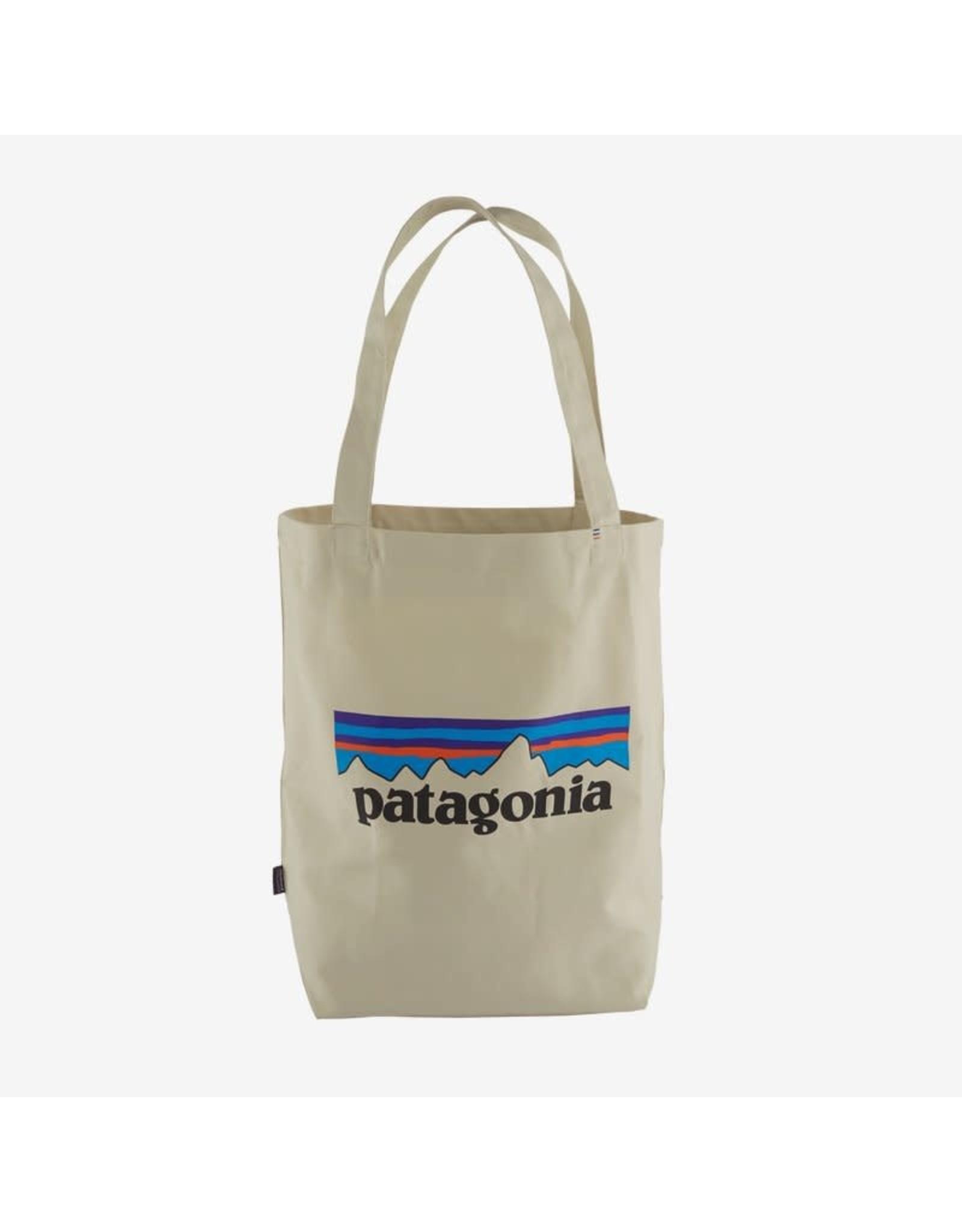 Patagonia Patagonia - Sac transport market tote p-6 logo bleached stone