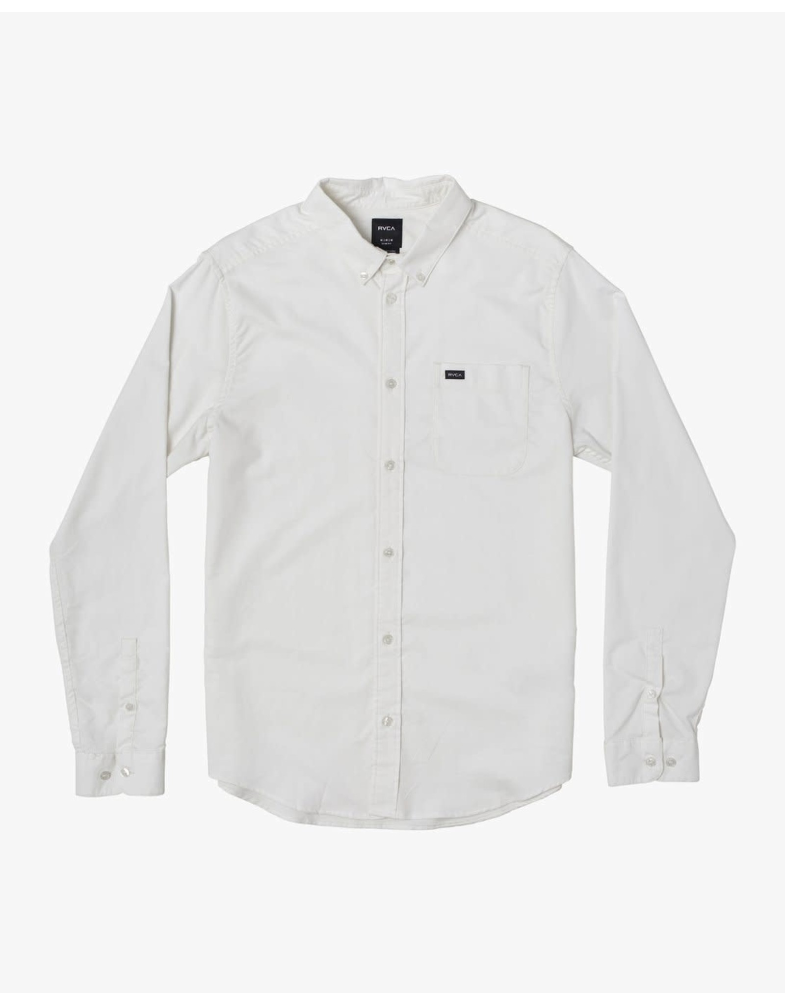 rvca Rvca - Chemise homme that'll do stretch white