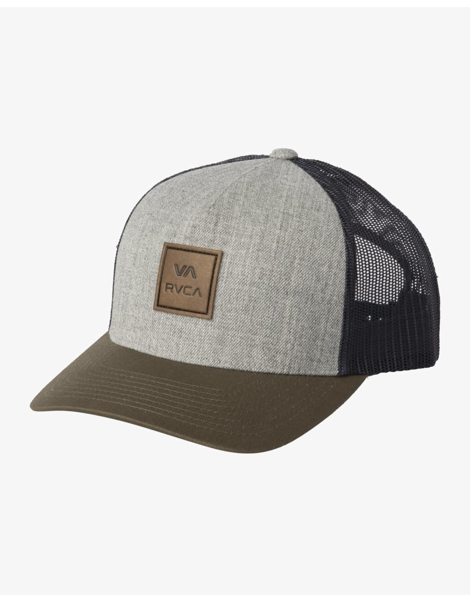 rvca Rvca - Casquette homme all the way grey green