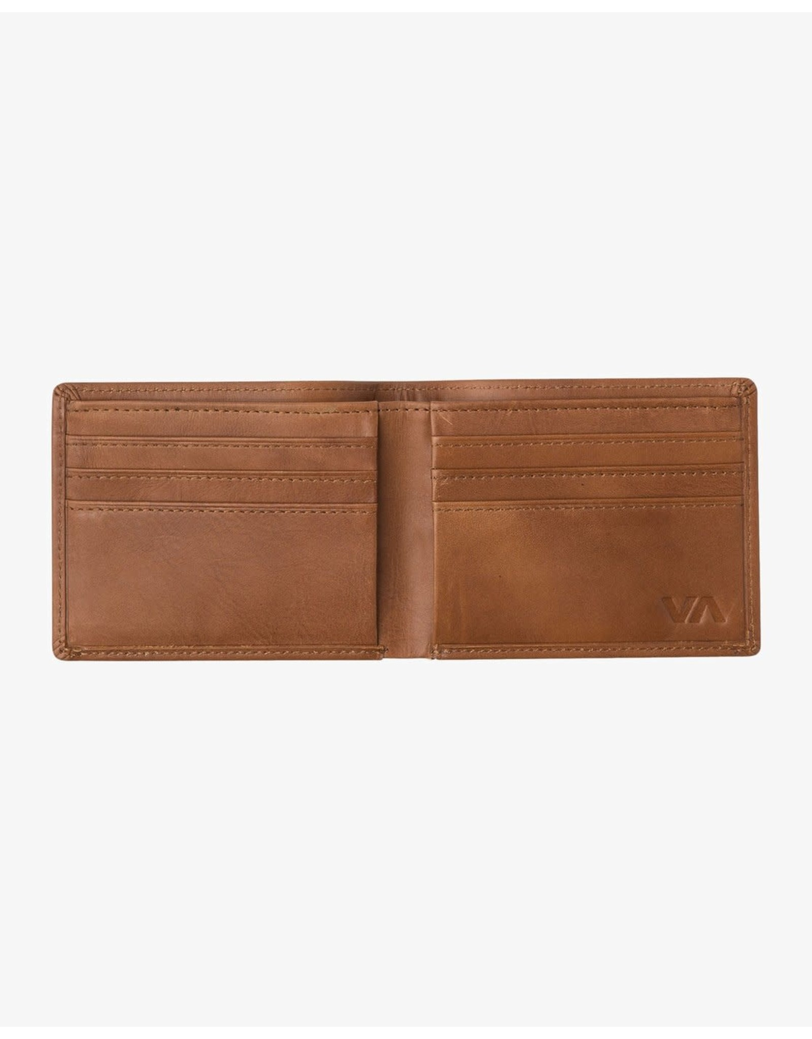 rvca Rvca - Portefeuille homme bifold tan
