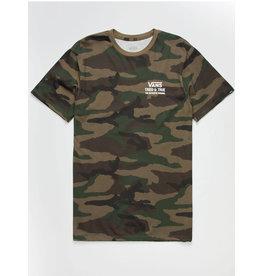 vans Vans - T-shirt homme authentic og camo