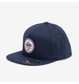 vans Vans - Casquette junior checker 66 snapback dress blues