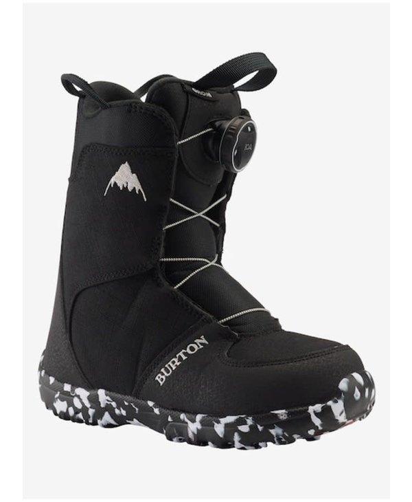 Burton - Botte snowboard junior grom boa black
