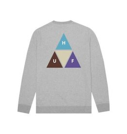 huf Huf - Ouaté prism trail crewneck grey heather