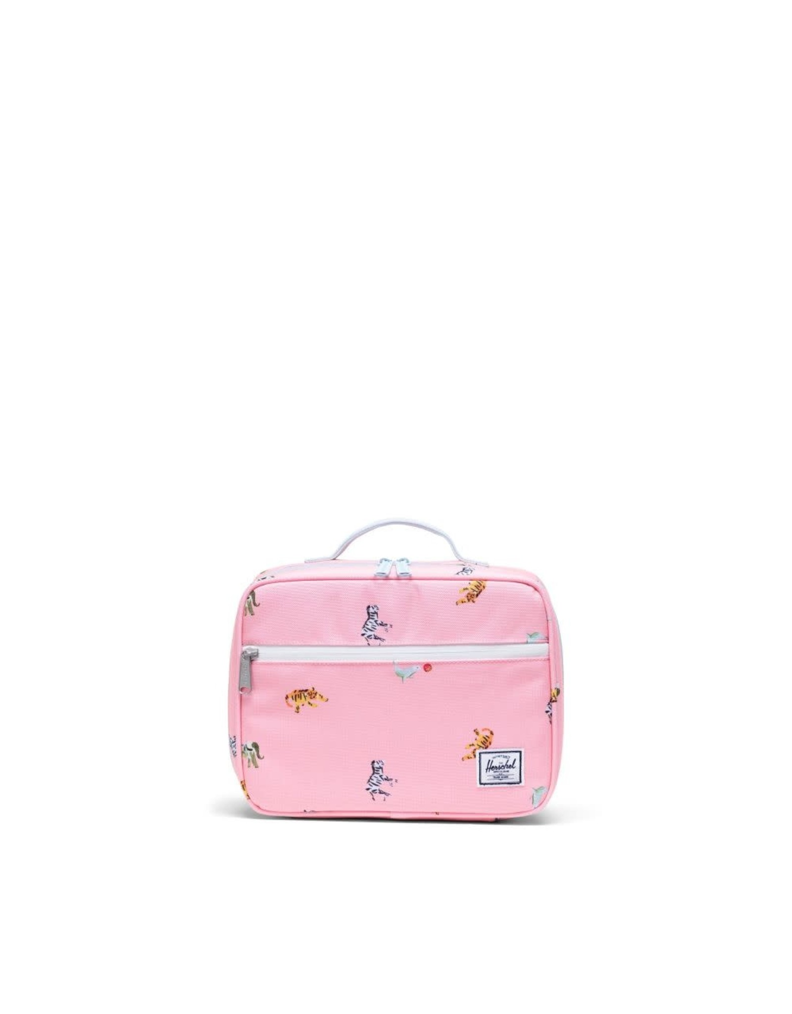 herschel Herschel - Boîte à lunch pop quiz candy pink circus animals