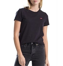 levi's Levi's - T-shirt femme perfect mineral black