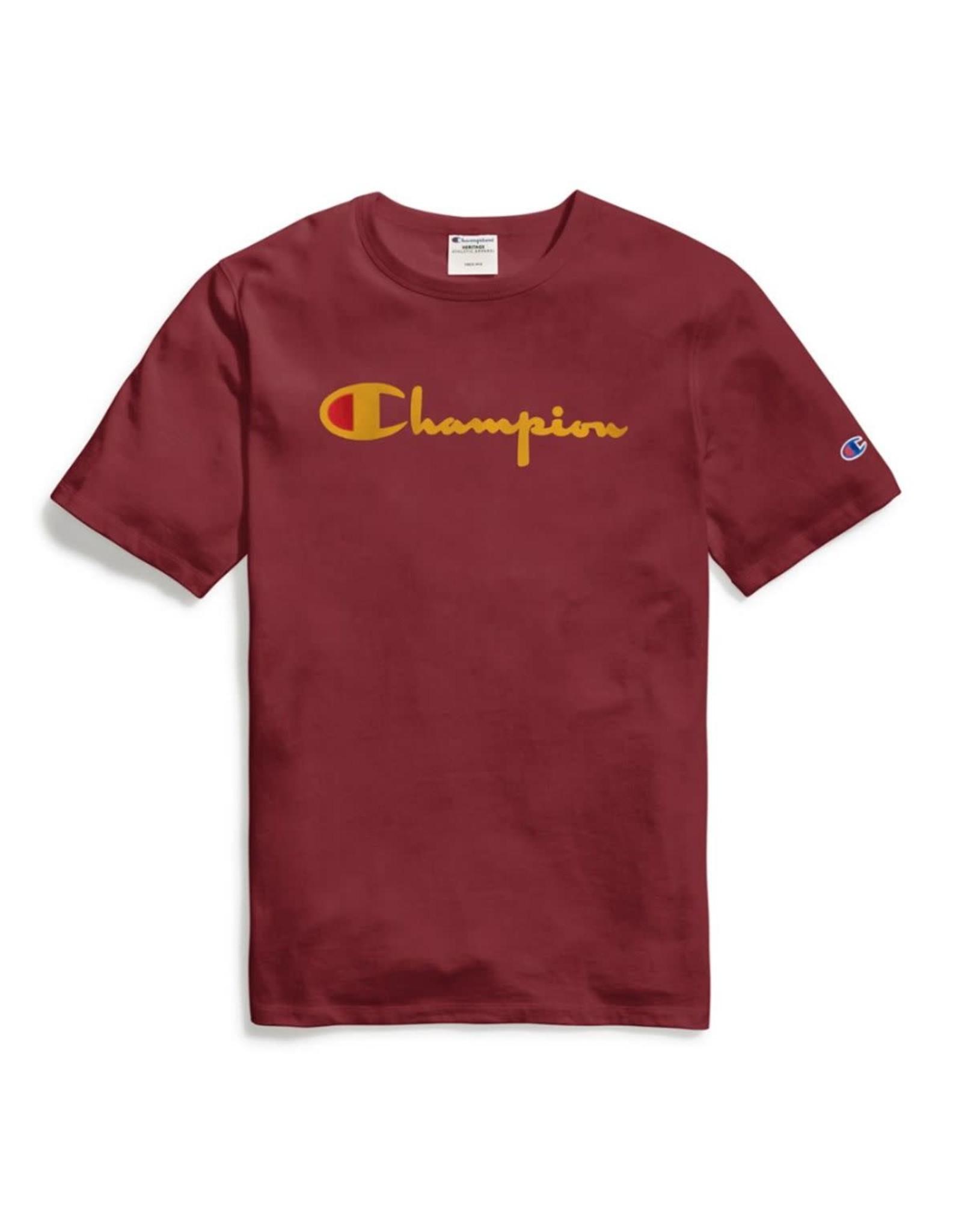 champion Champion - T-shirt homme gt19 cherry pie