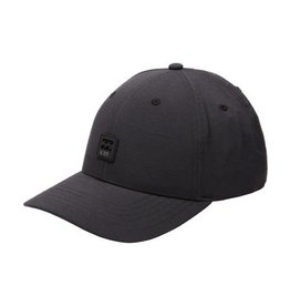 billabong Billabong - Casquette homme surftrek snapback black
