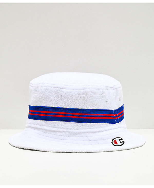 Champion - Chapeau homme terry white