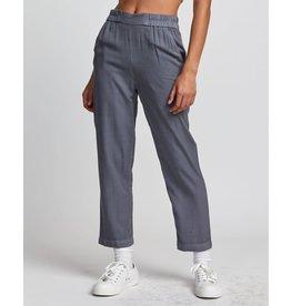 rvca Rvca - Pantalon femme manila elastic gunmetal