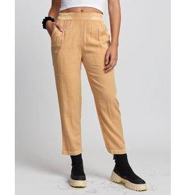 rvca Rvca - Pantalon femme manila elastic sunwash