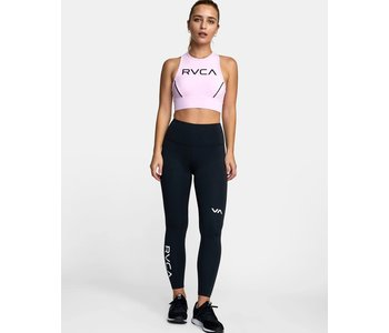 Rvca - legging femme sport II black