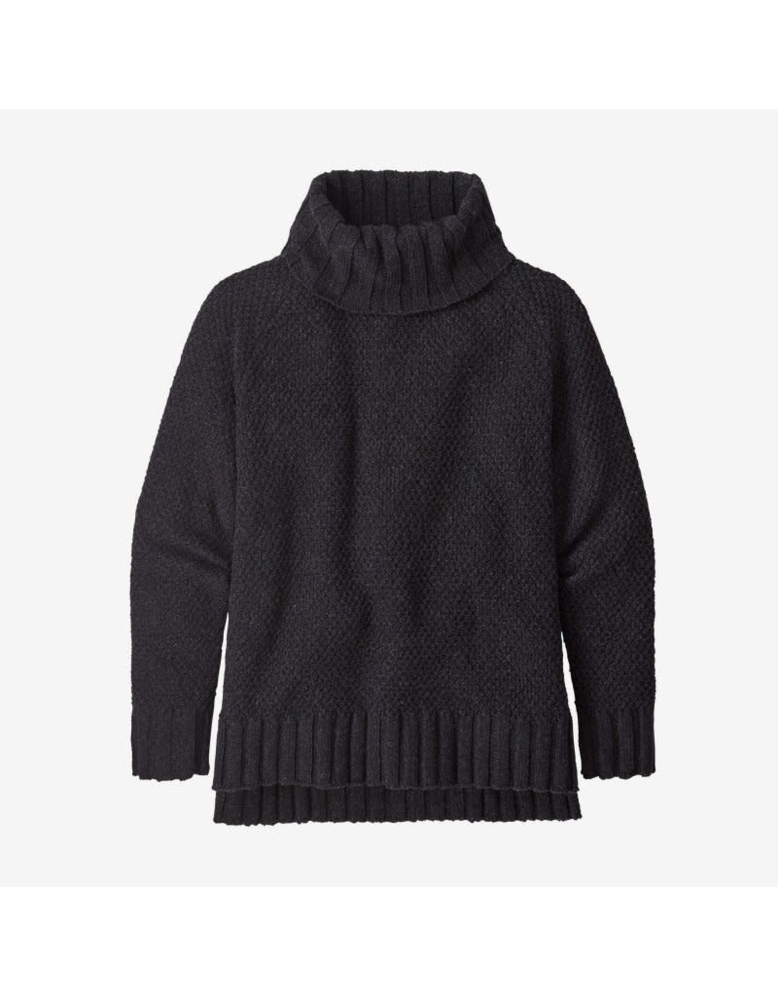 Patagonia Patagonia - Pull femme off country turtleneck forge grey