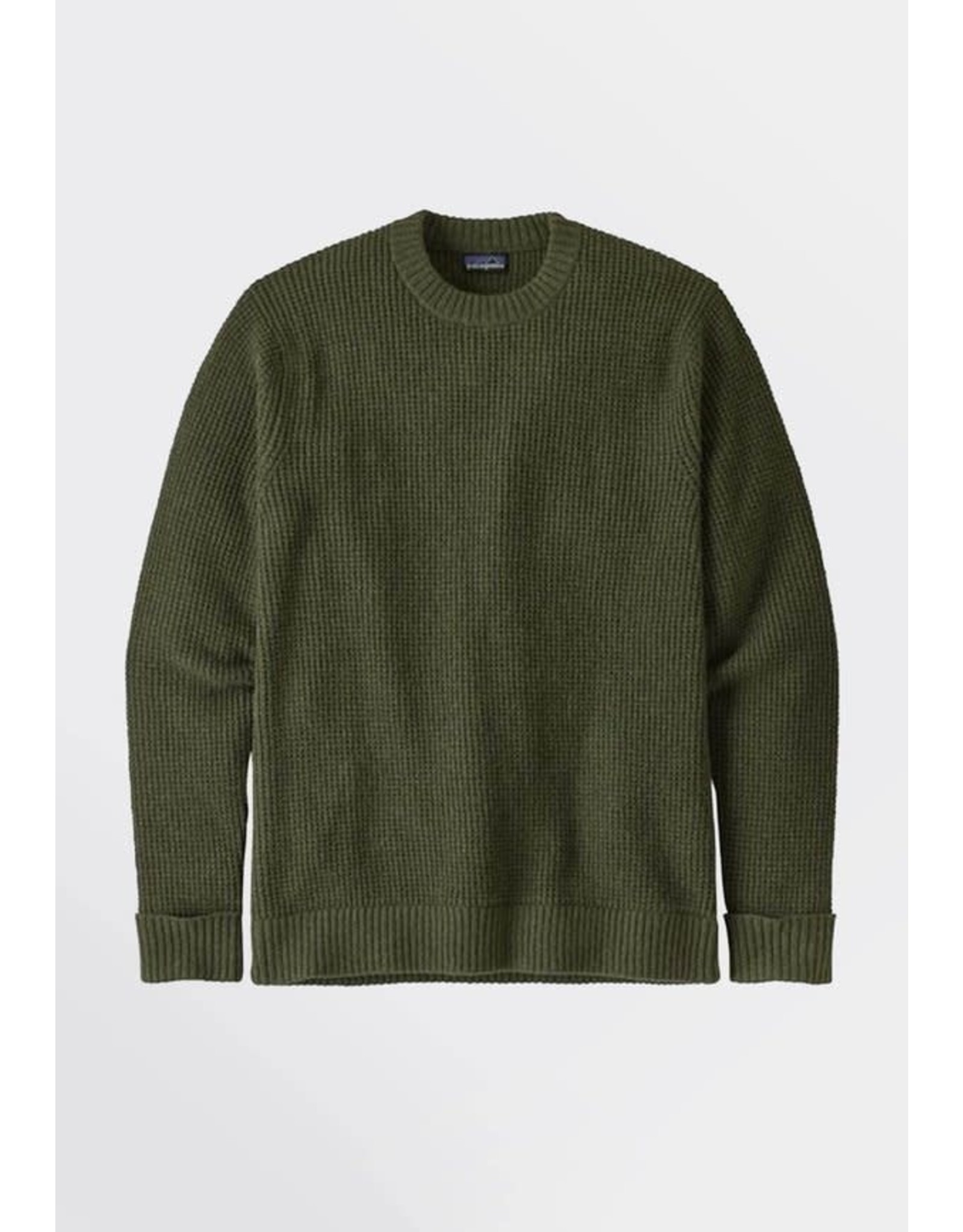 Patagonia Patagonia - Pull homme recycled wool alder green