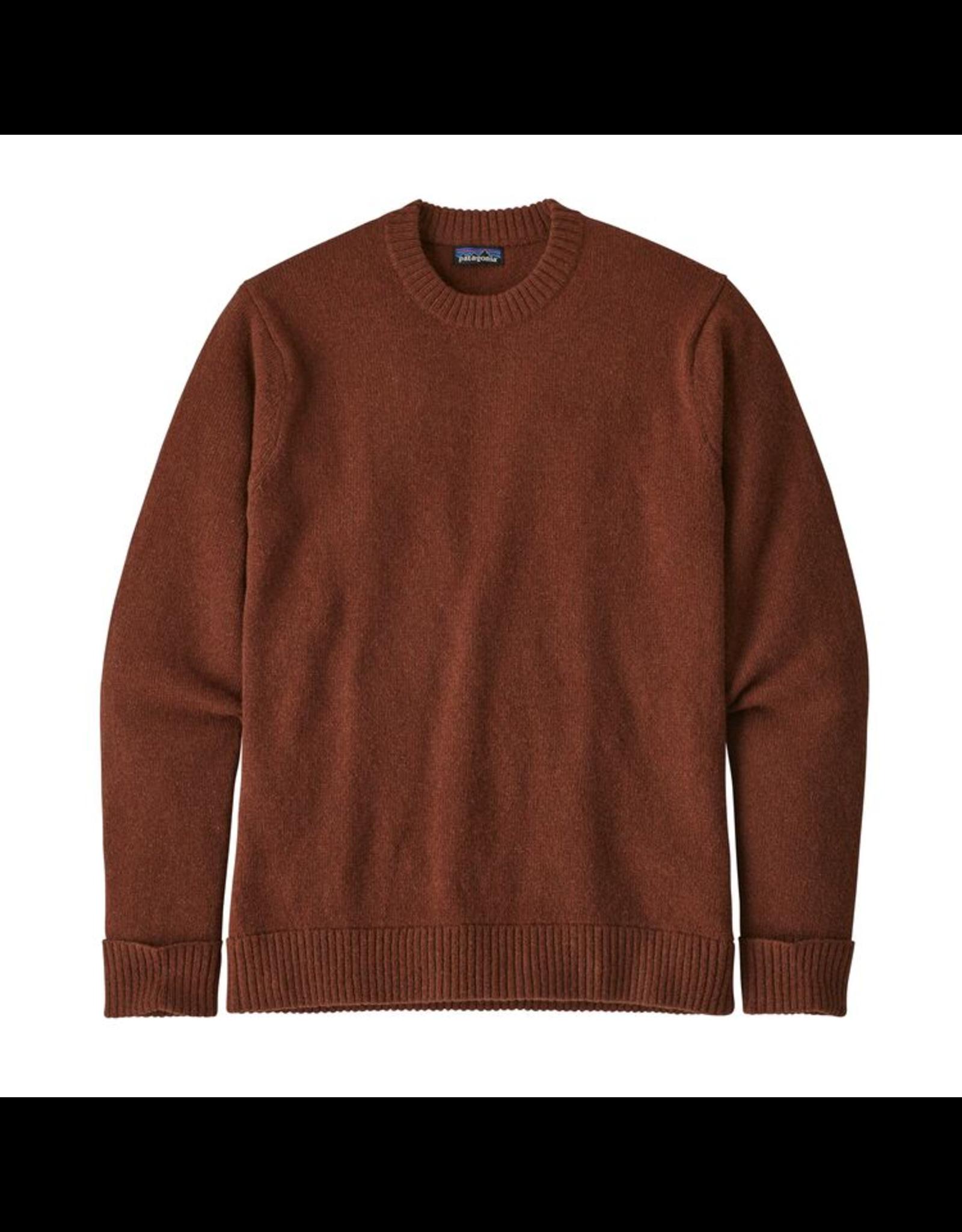Patagonia Patagonia - Pull homme recycled wool sisu brown