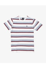 rvca Rvca - T-shirt homme ventura stripe antique white