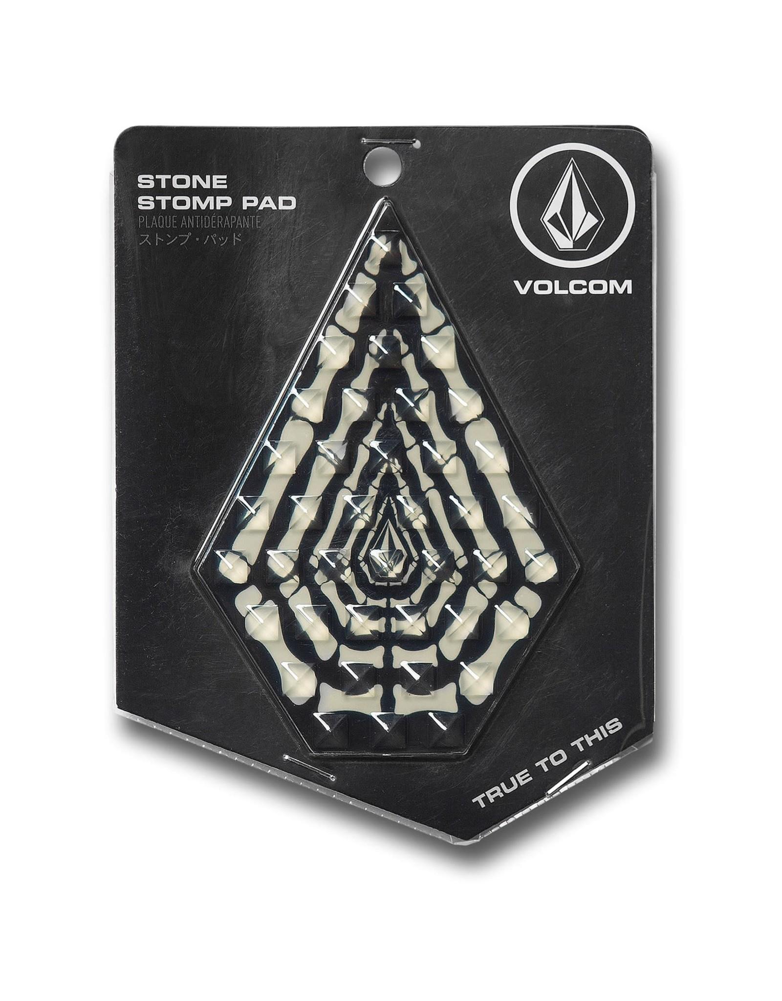volcom Volcom - Antidérapant stone stomp black combo