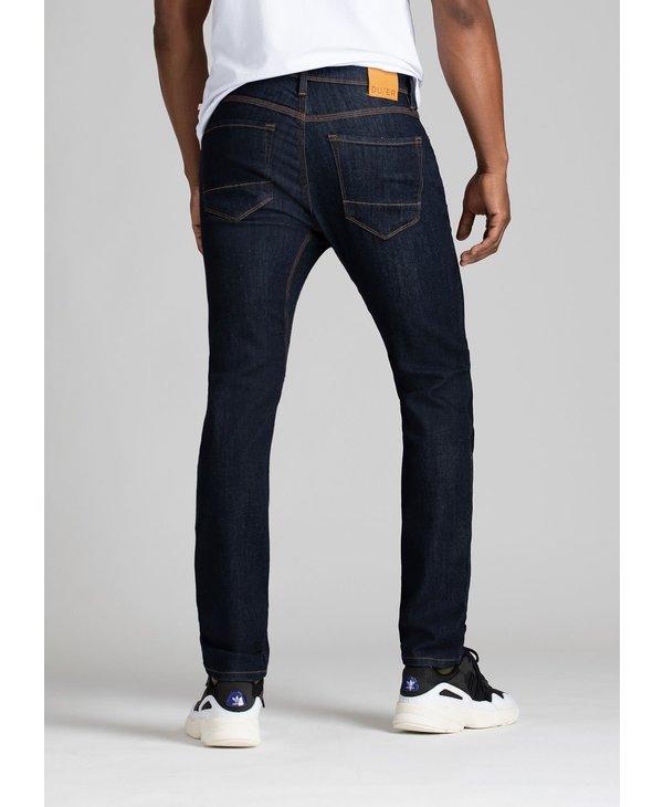 Du/er - Jeans homme performance denim slim heritage rinse