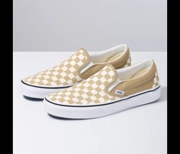 Vans - Soulier femme classic slip-on cornstalk/true white