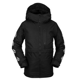 volcom Volcom - Manteau junior holbeck insulated jacket black
