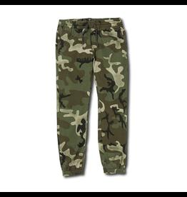 volcom Volcom - Pantalon junior frickin slim jogger army