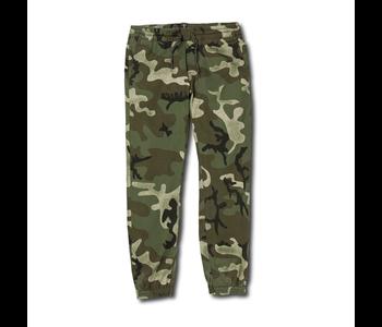 Volcom - Pantalon junior frickin slim jogger army