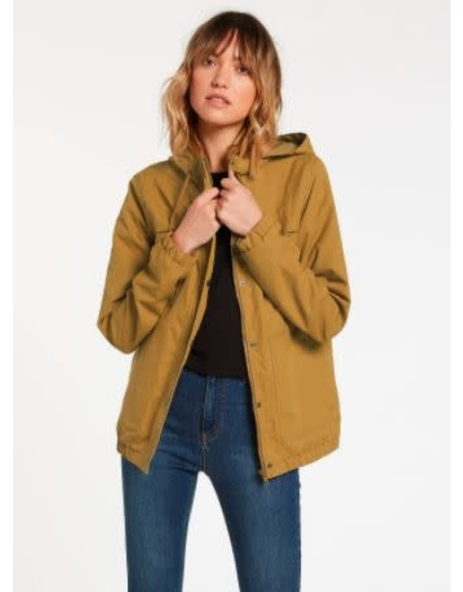 volcom Volcom - Imperméable femme enemy stone gold