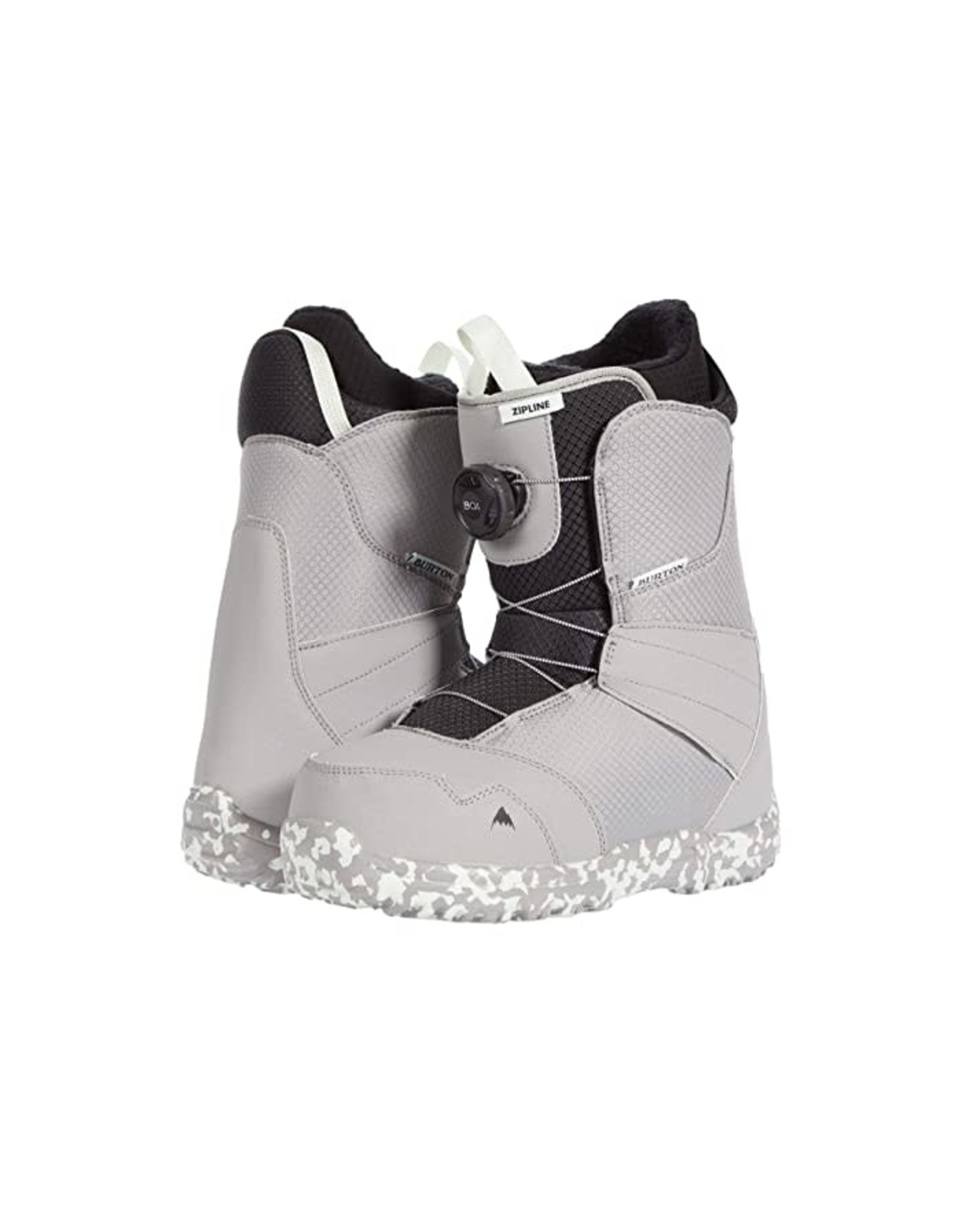 burton Burton - Botte junior zipline boa gray/neo mint