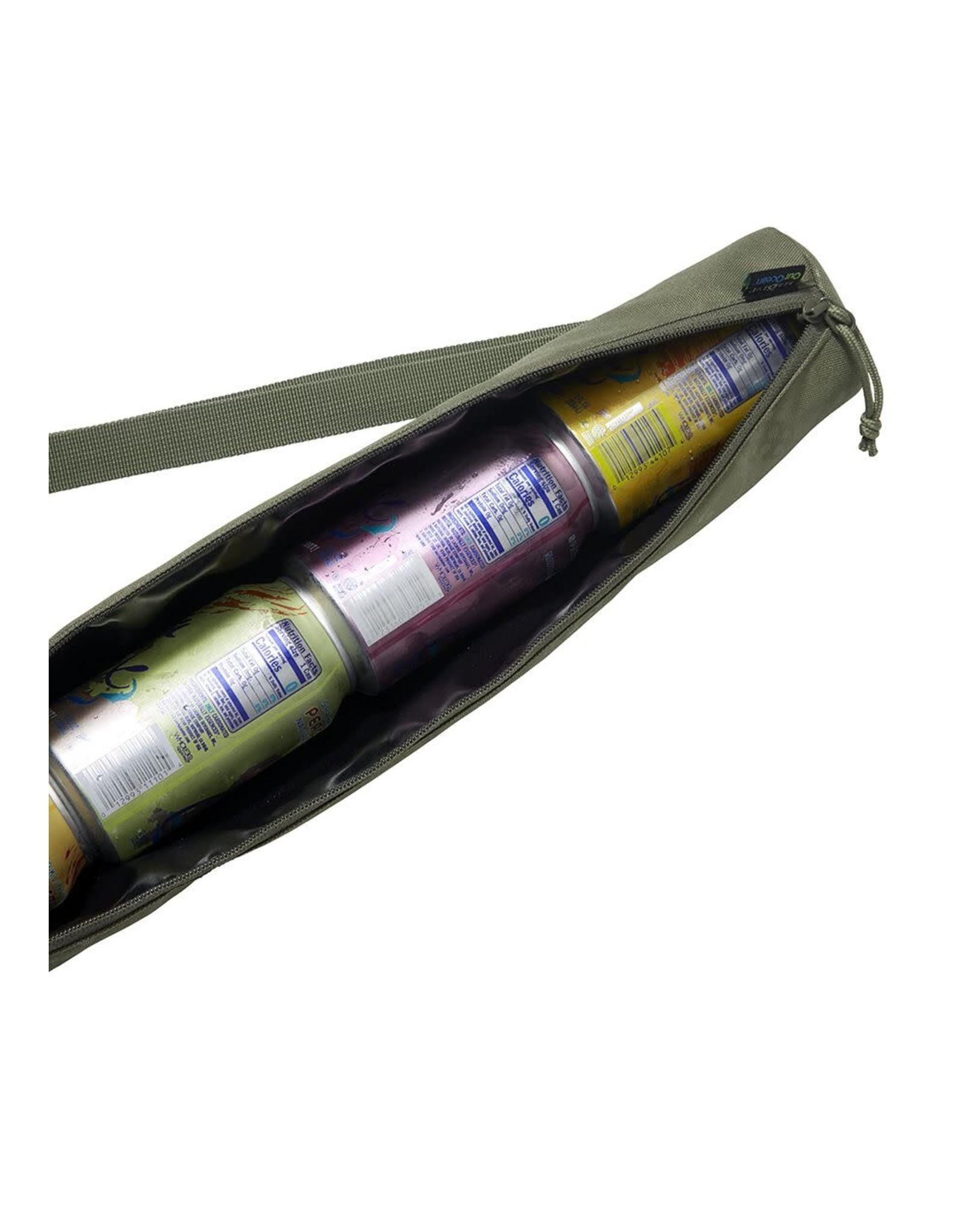 nixon Nixon - Sac isolé wizard stick beverage sling olive dot camo