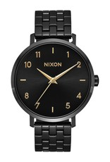nixon Nixon - Montre femme arrow black/gold